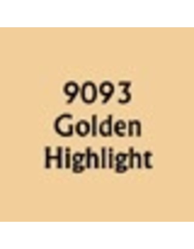 Reaper Paints & Supplies RPR09093 MS Golden Highlight