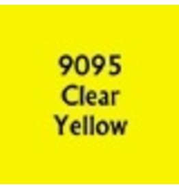 Reaper Paints & Supplies RPR09095 MS Clear Yellow