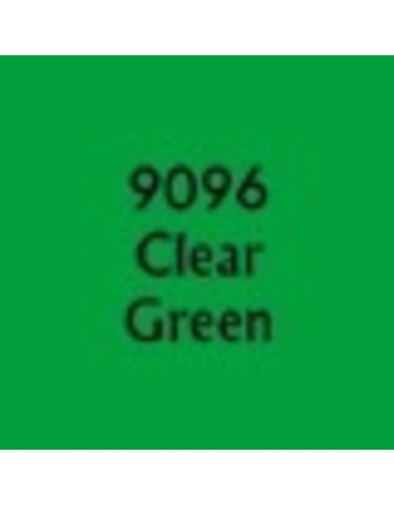 Reaper Paints & Supplies RPR09096 MS Clear Green