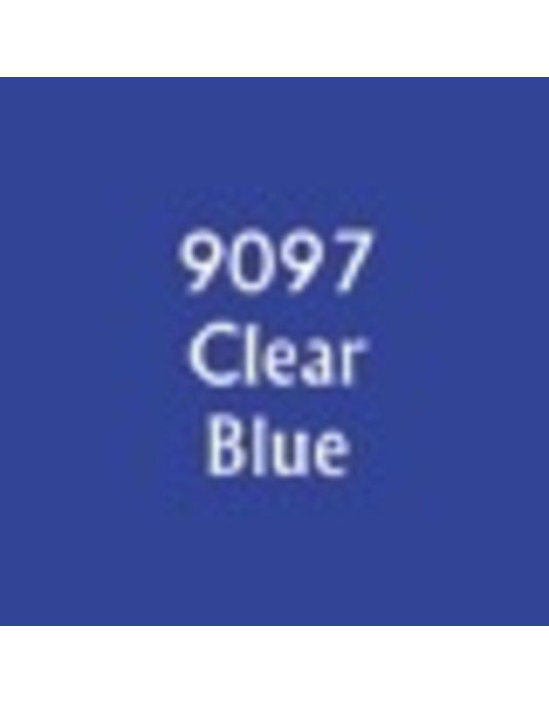 Reaper Paints & Supplies RPR09097 MS Clear Blue