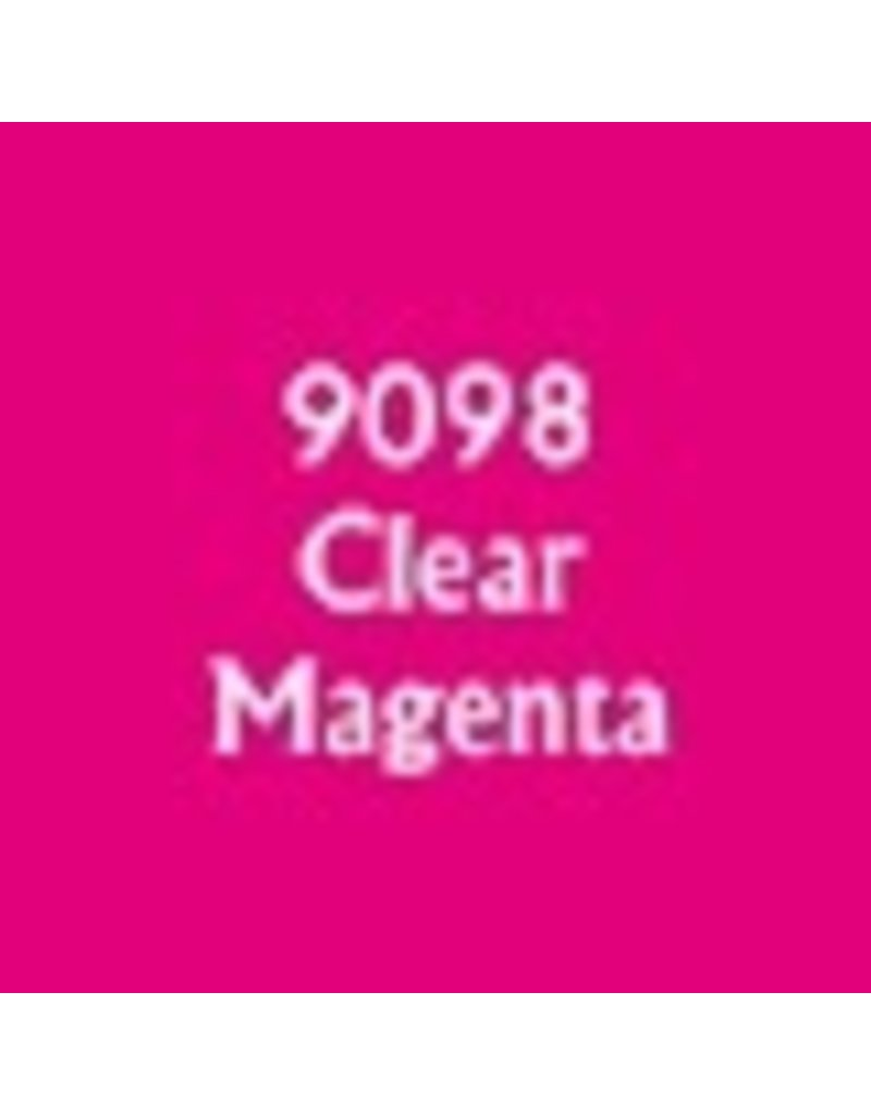 Reaper Paints & Supplies RPR09098 MS Clear Magenta