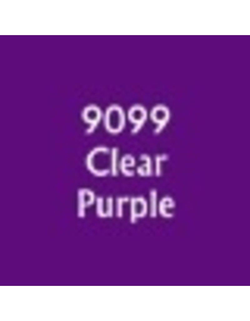 Reaper Paints & Supplies RPR09099 MS Clear Purple