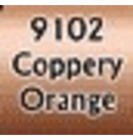 Reaper Paints & Supplies RPR09102 MS Coppery Orange
