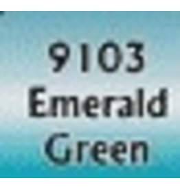 Reaper Paints & Supplies RPR09103 MS Emerald Green