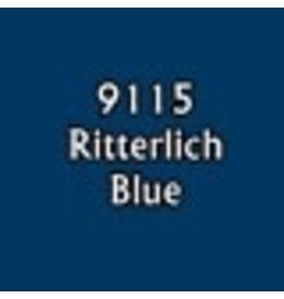 Reaper Paints & Supplies RPR09115 MS Ritterlich Blue