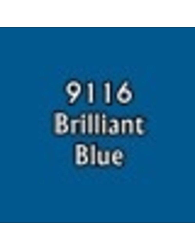 Reaper Paints & Supplies RPR09116 MS Brilliant Blue