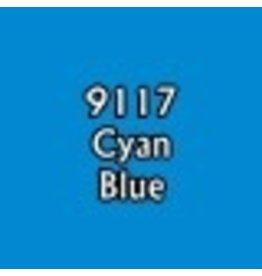 Reaper Paints & Supplies RPR09117 MS Cyan Blue