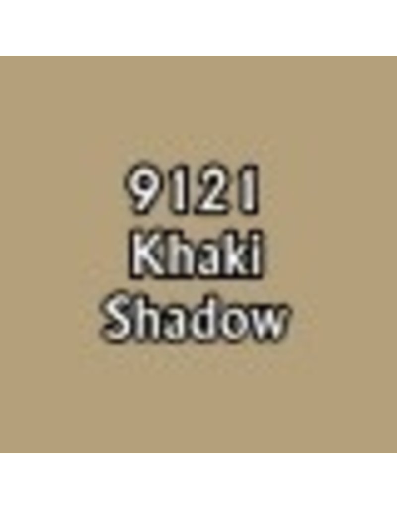 Reaper Paints & Supplies RPR09121 MS Khaki Shadow