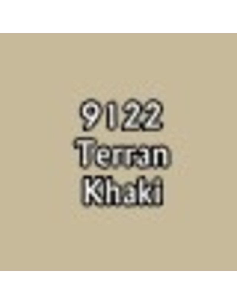 Reaper Paints & Supplies RPR09122 MS Terran Khaki