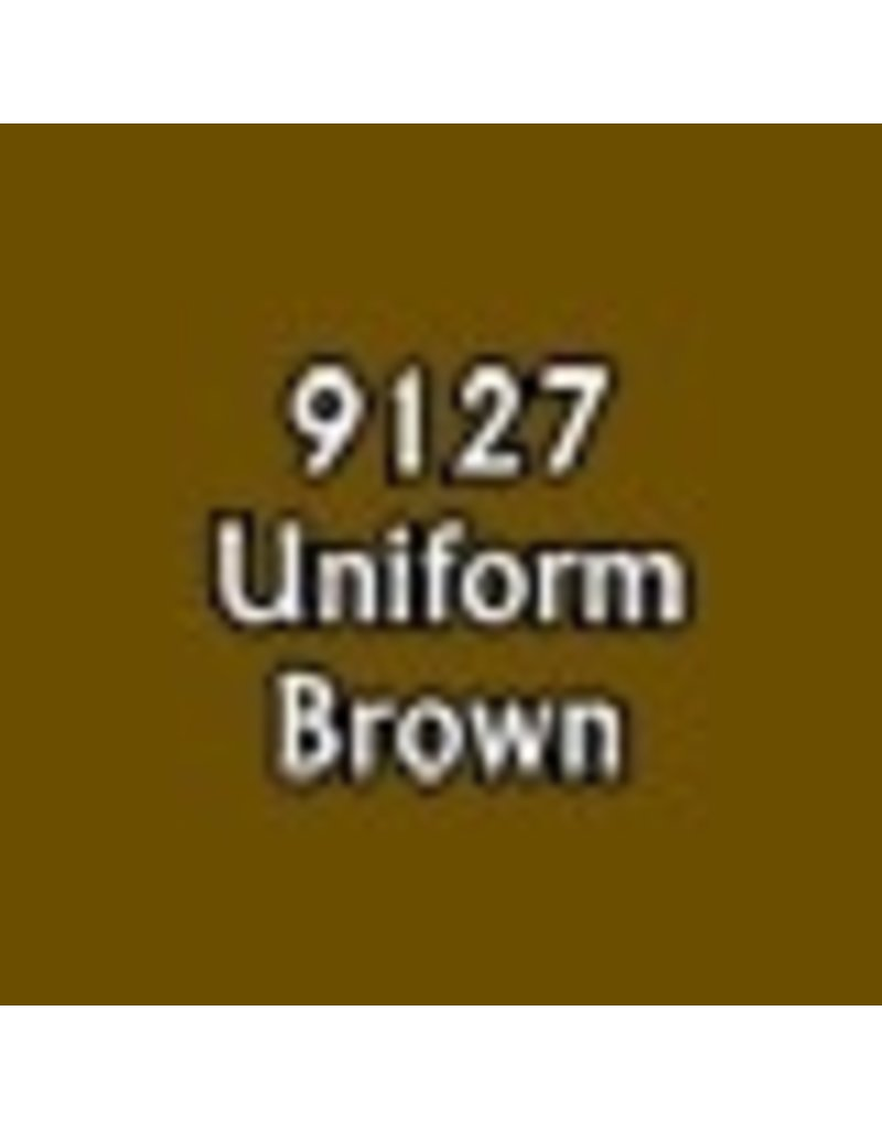 Reaper Paints & Supplies RPR09127 MS Uniform Brown