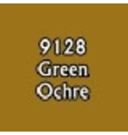 Reaper Paints & Supplies RPR09128 MS Green Ochre