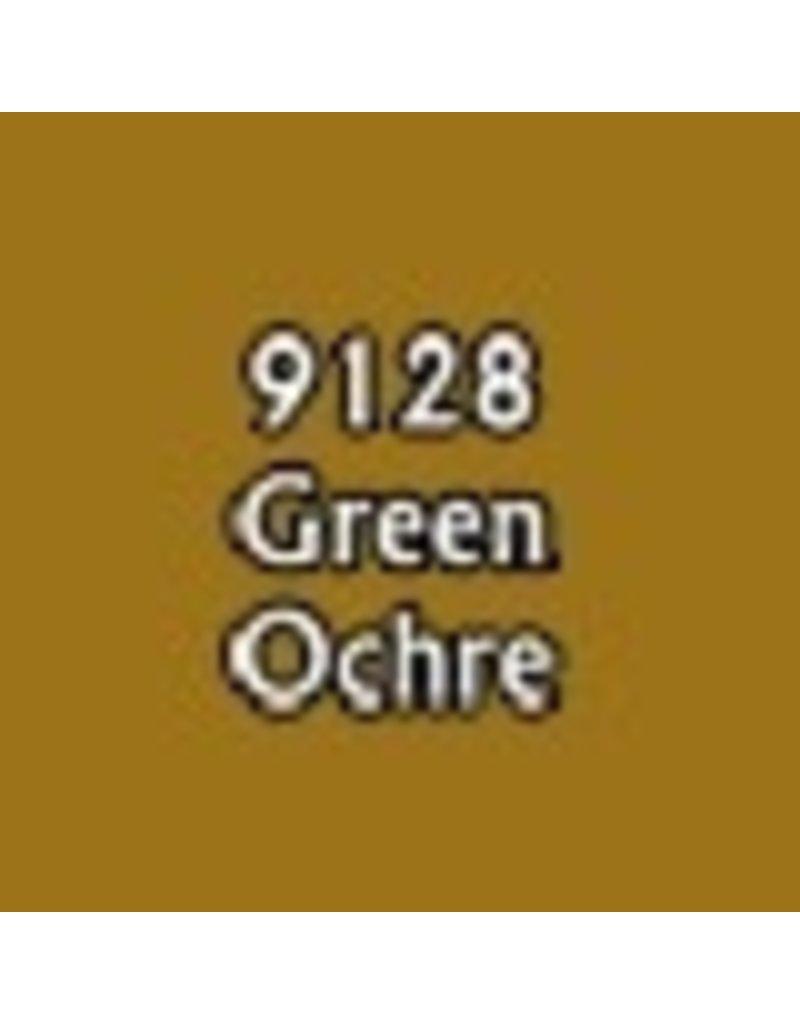 Reaper Paints & Supplies RPR09128 MS Green Ochre