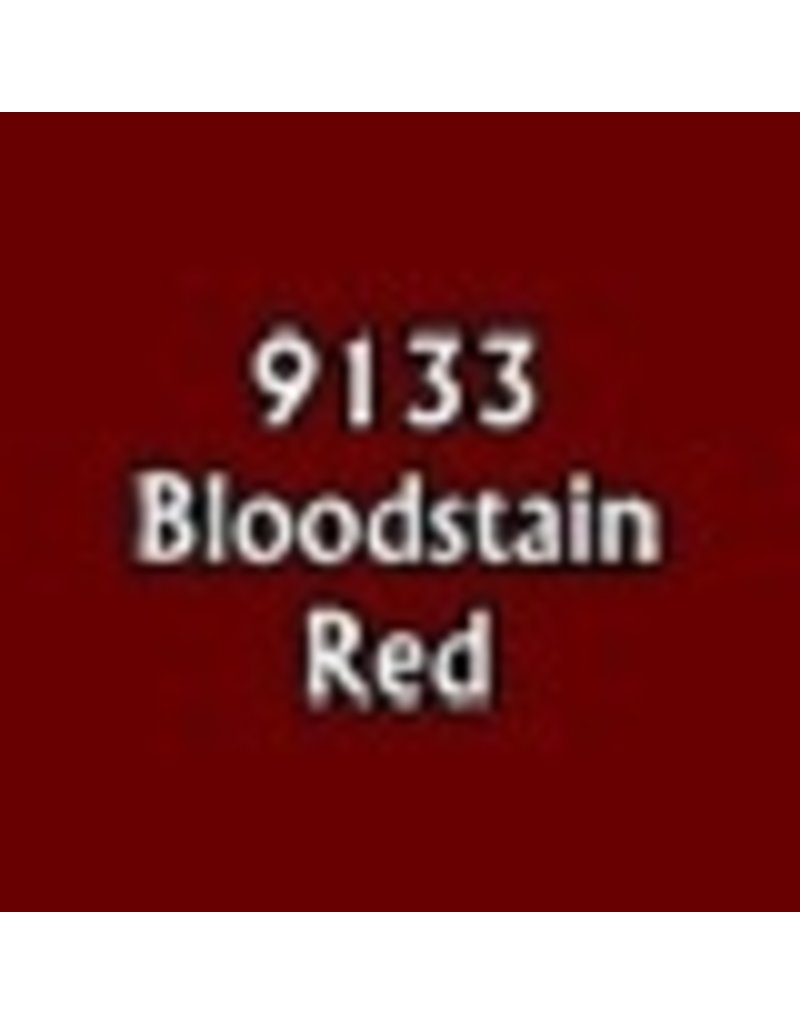 Reaper Paints & Supplies RPR09133 MS Bloodstain Red