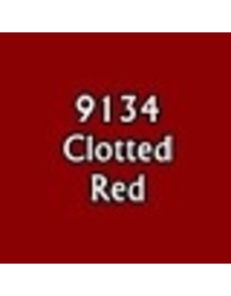 Reaper Paints & Supplies RPR09134 MS Clotted Red