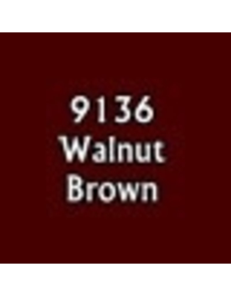 Reaper Paints & Supplies RPR09136 MS Walnut Brown