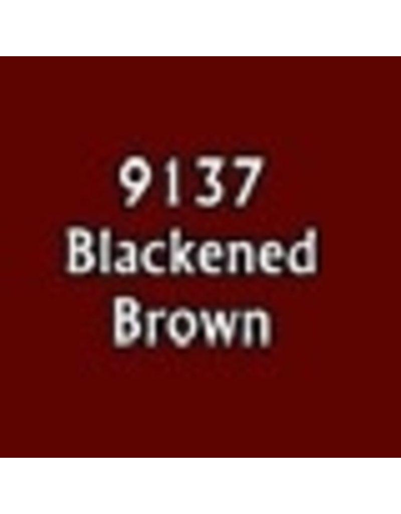 Reaper Paints & Supplies RPR09137 MS Blackened Brown