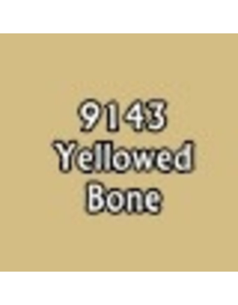 Reaper Paints & Supplies RPR09143 MS Yellowed Bone