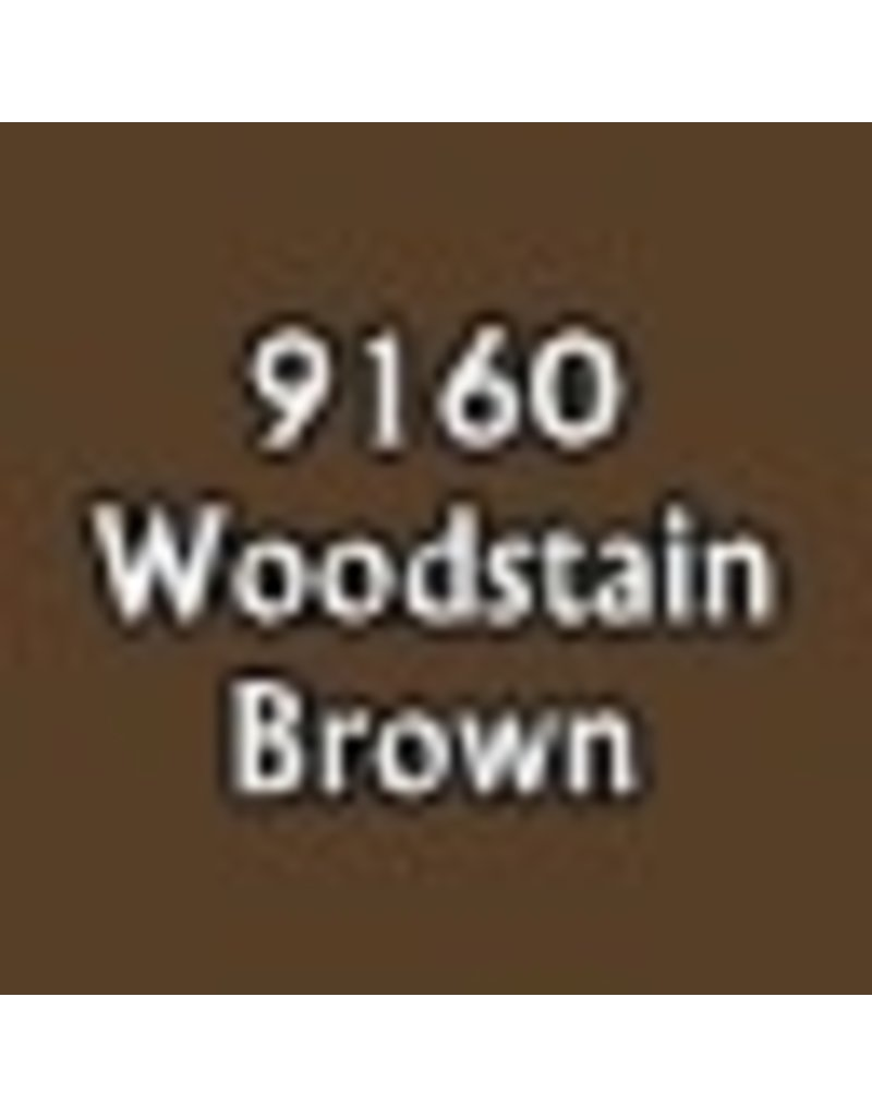 Reaper Paints & Supplies RPR09160 MS Woodstain Brown
