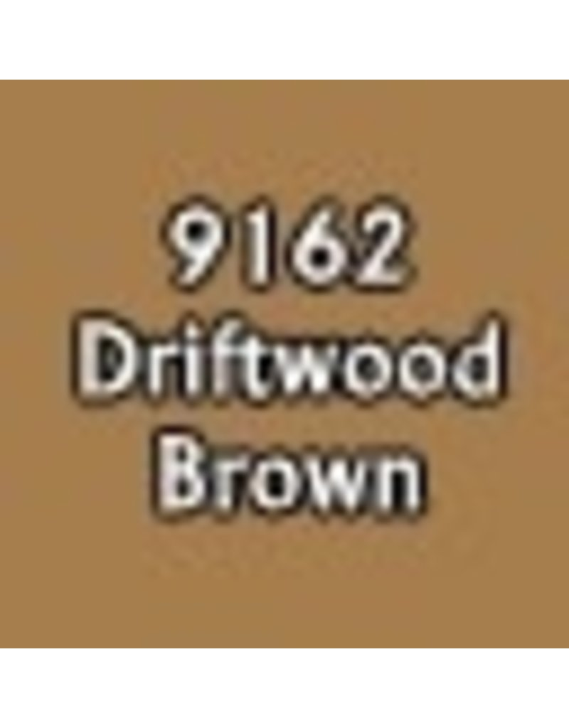 Reaper Paints & Supplies RPR09162 MS Driftwood Brown