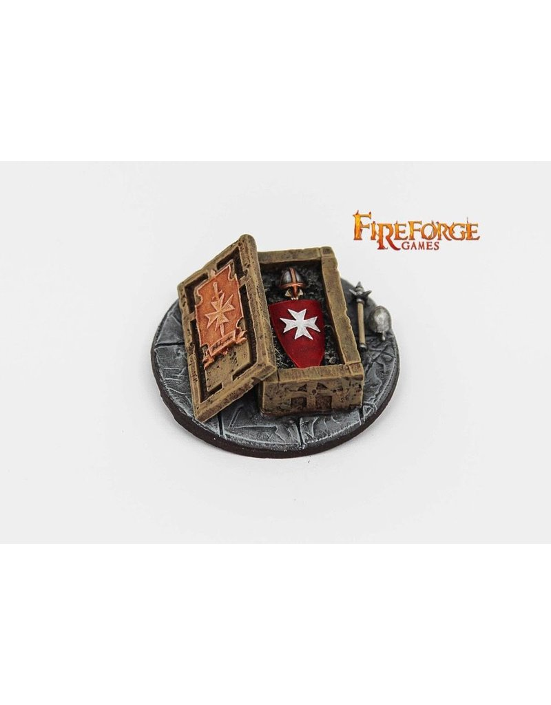 FireForge Miniatures Fireforge Games: Knight's Grave