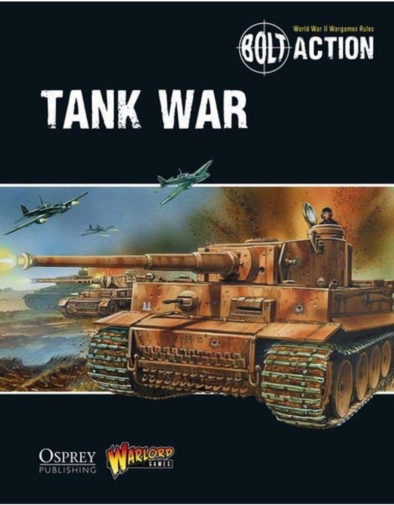 Bolt Action Bolt Action: Tank War Rulebook