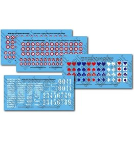 Bolt Action BA French Vehicle Decals