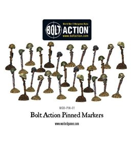 Bolt Action BA Pinning Markers (25)