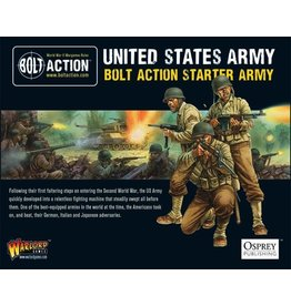 Bolt Action Bolt Action Starter Army - American
