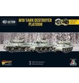 Bolt Action BA American Army: M10 Tank Destroyer Platoon