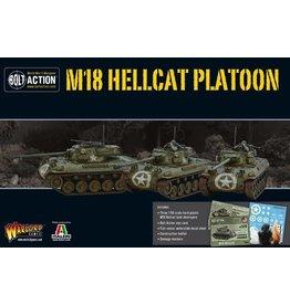 Bolt Action BA American Army: Hellcat Platoon