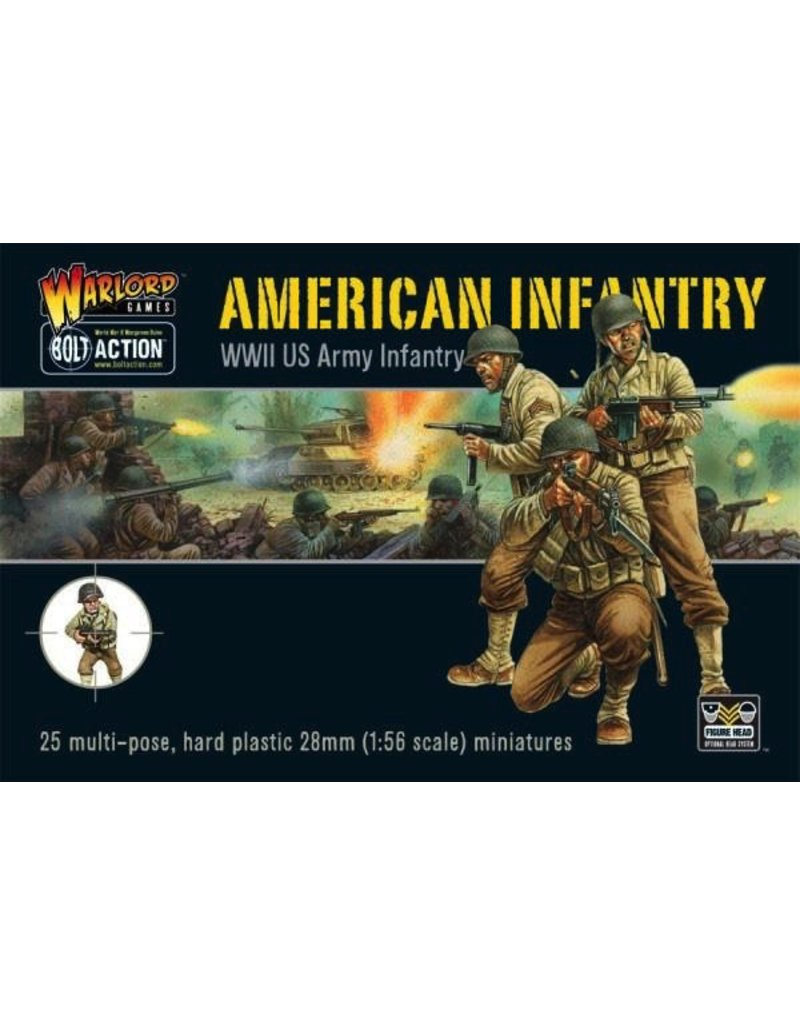 BA American Army: US Infantry (25)