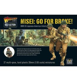 Bolt Action BA American Army: Go For Broke! Nisei Infantry