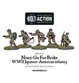 Bolt Action BA American Army: Go For Broke! Nisei Infantry