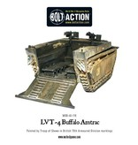 Bolt Action BA AMerican Army: LVT-4 'Buffalo', Amtrac