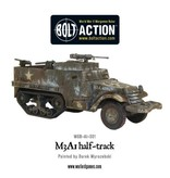 Bolt Action BA American Army: Armoured Fist (3x Halftracks & 30 Infantry)