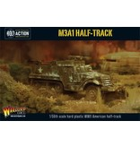 Bolt Action BA American Army: M3A1 Halftrack (Plastic)