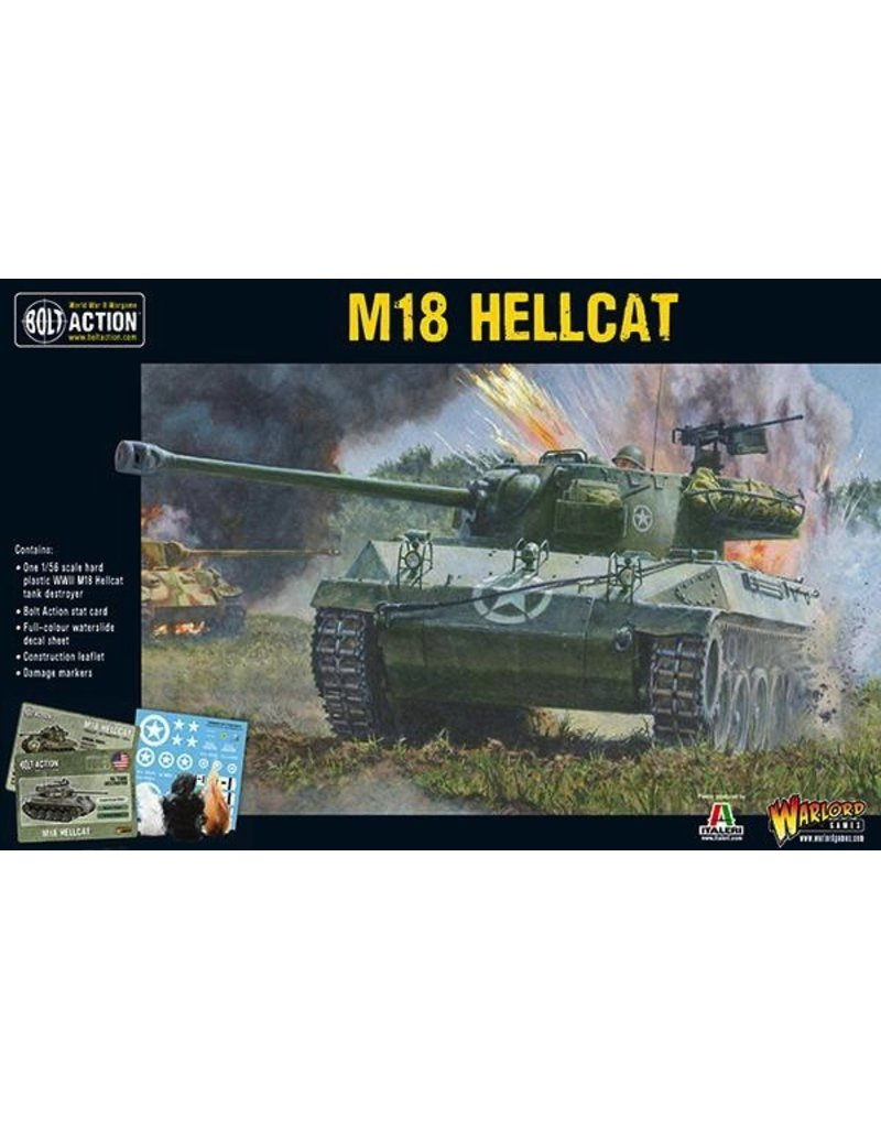 Bolt Action BA American Army: Hellcat