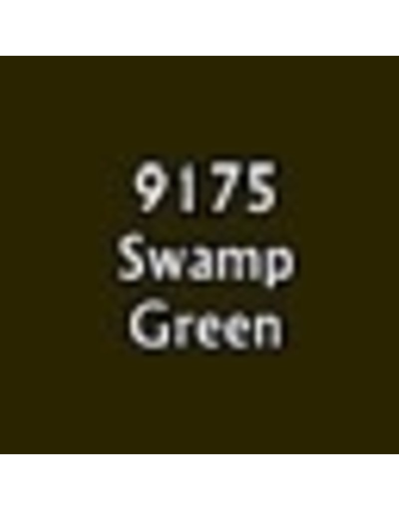 Reaper Paints & Supplies RPR09175 MS Swamp Green