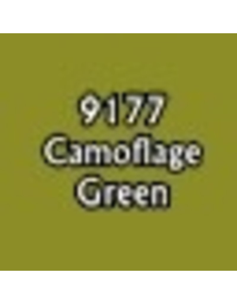 Reaper Paints & Supplies RPR09177 MS Camoflage Green