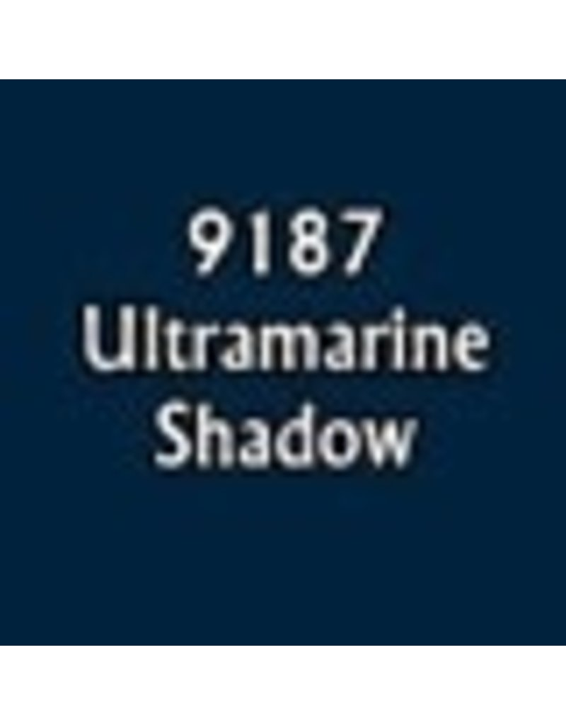 Reaper Paints & Supplies RPR09187 MS Ultramarine Shadow