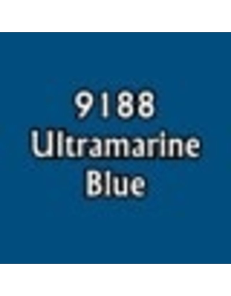 Reaper Paints & Supplies RPR09188 MS Ultramarine Blue