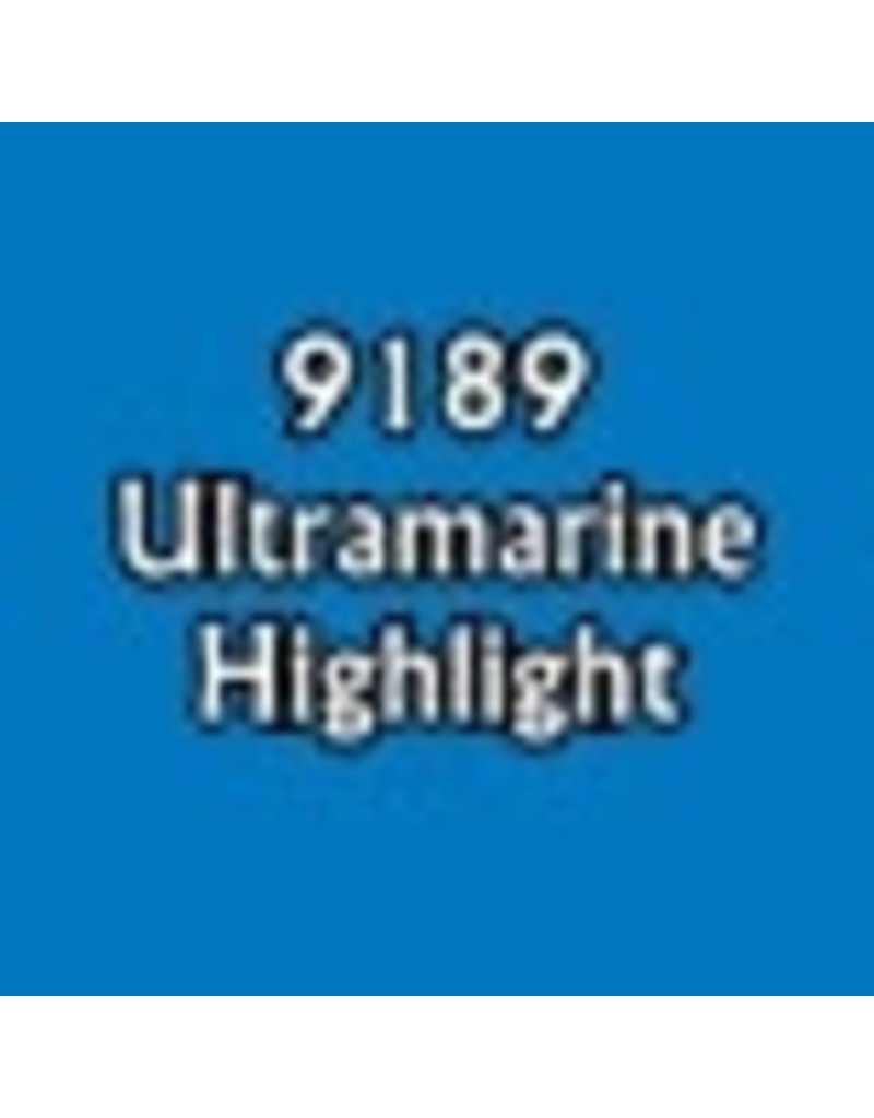 Reaper Paints & Supplies RPR09189 MS Ultramarine Highlight