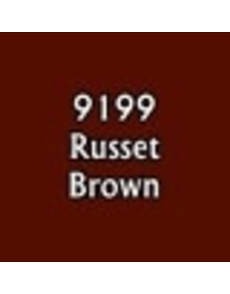 Reaper Paints & Supplies RPR09199 MS Russet Brown