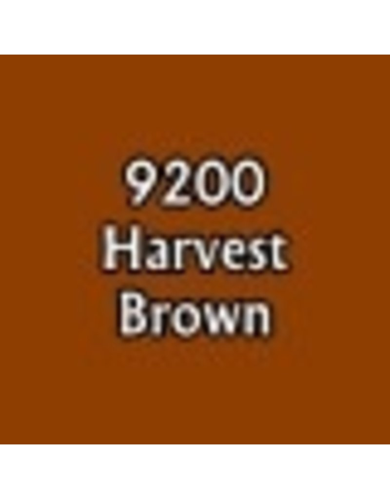 Reaper Paints & Supplies RPR09200 MS Harvest Brown