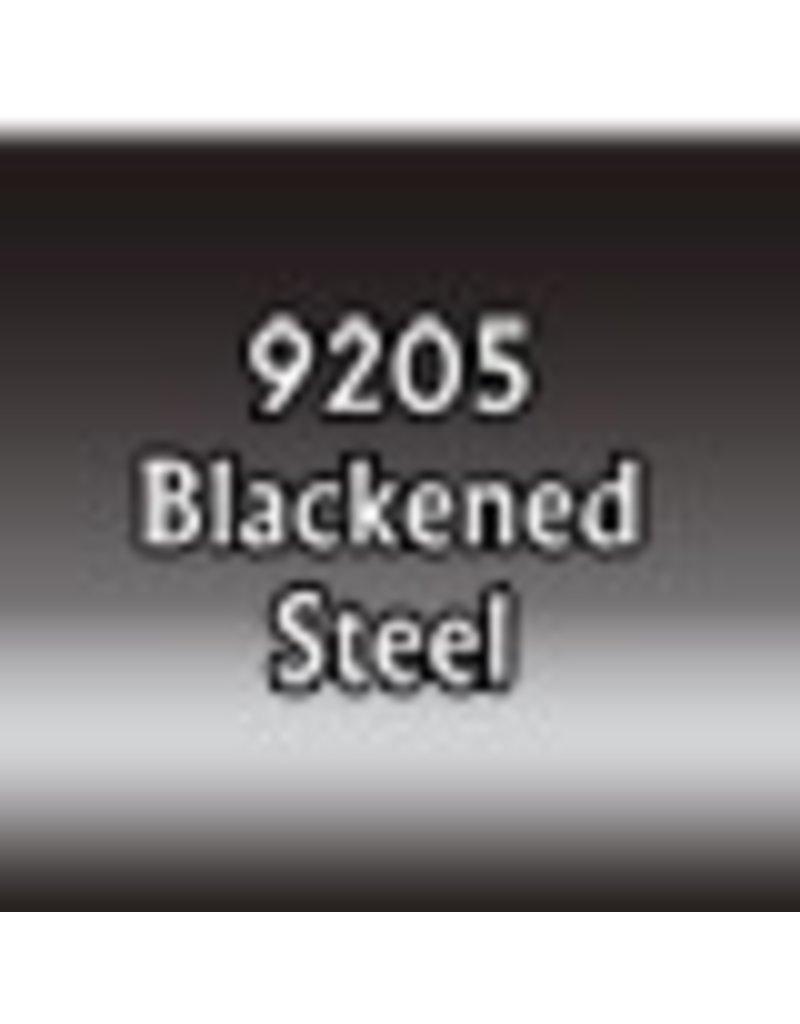 Reaper Paints & Supplies RPR09205 MS Blackened Steel