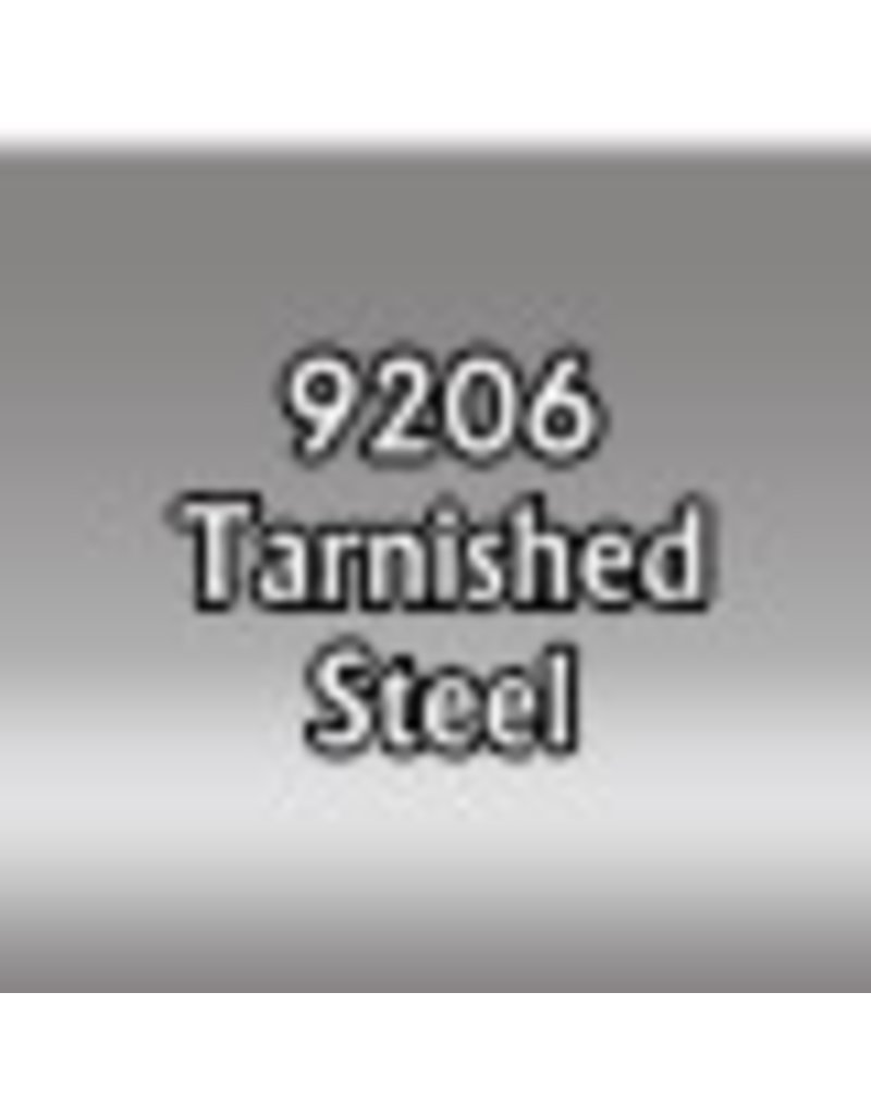 Reaper Paints & Supplies RPR09206 MS Tarnished Steel
