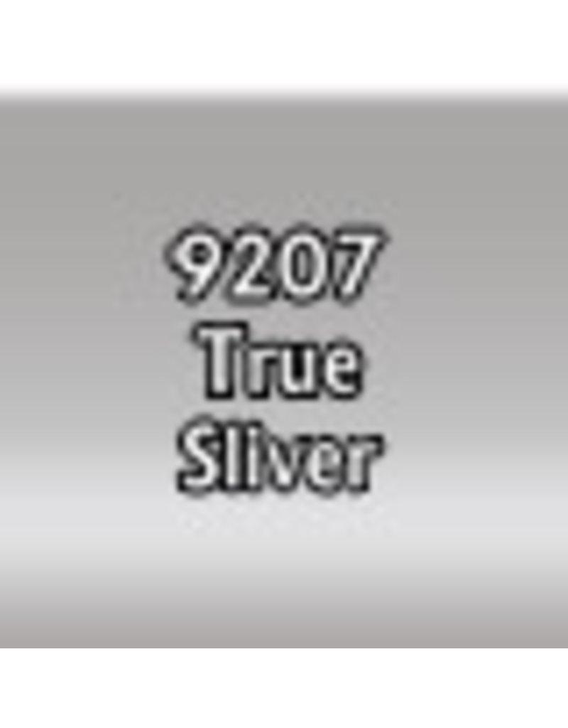 Reaper Paints & Supplies RPR09207 MS True Silver