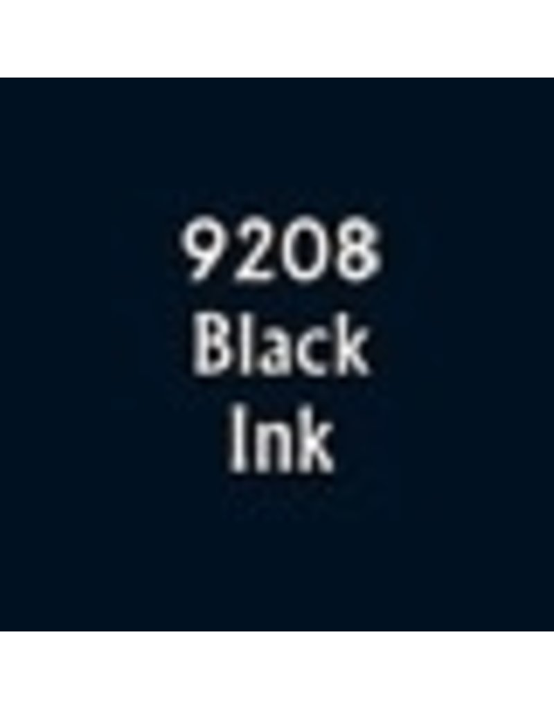 Reaper Paints & Supplies RPR09208 MS Black Ink