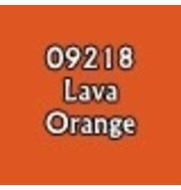 Reaper Paints & Supplies RPR09218 MS Lava Orange
