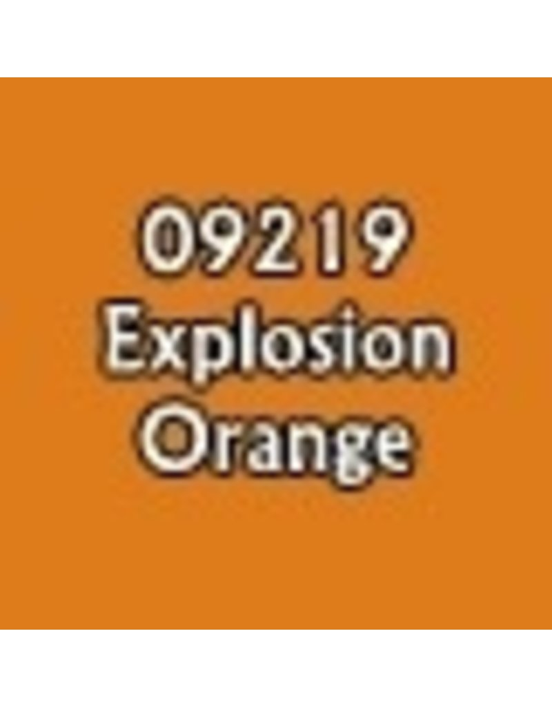 Reaper Paints & Supplies RPR09219 MS Explosion Orange